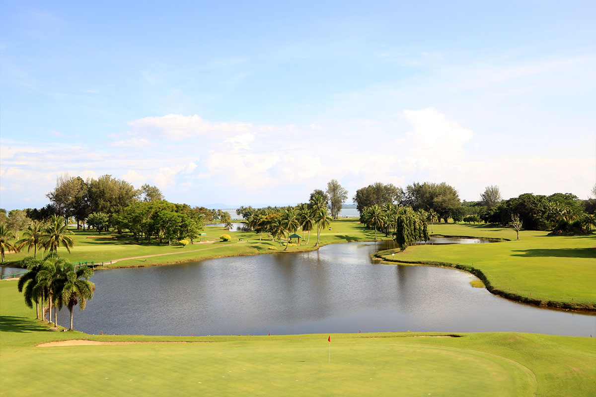 Mentiri golf club