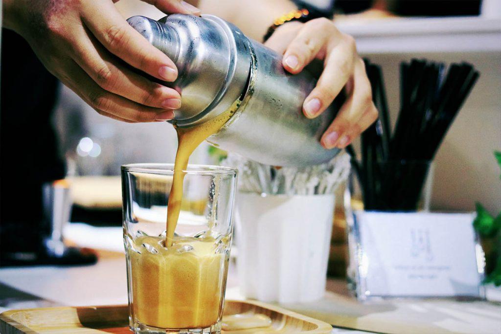 브루나이 여행 중 브루나이 최고의 커피 휴식처