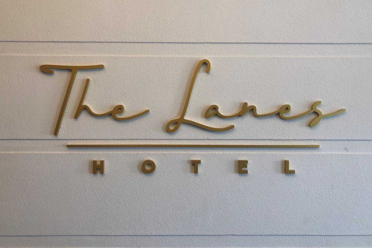 The lanes hotel brunei