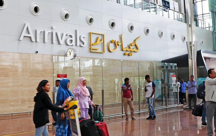 Brunei Transit - 12 hours in Brunei