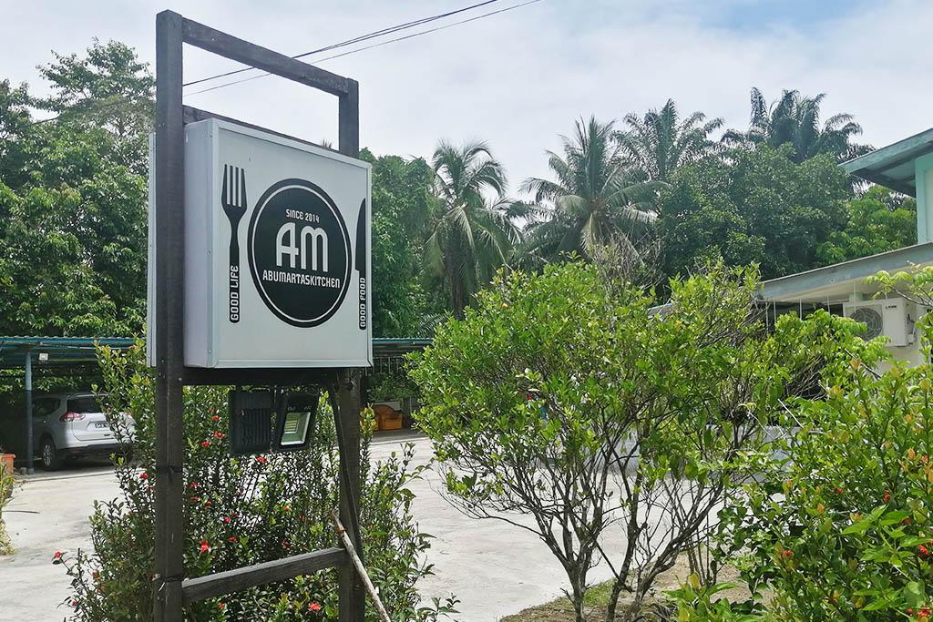 logo of Abumartas kitchen