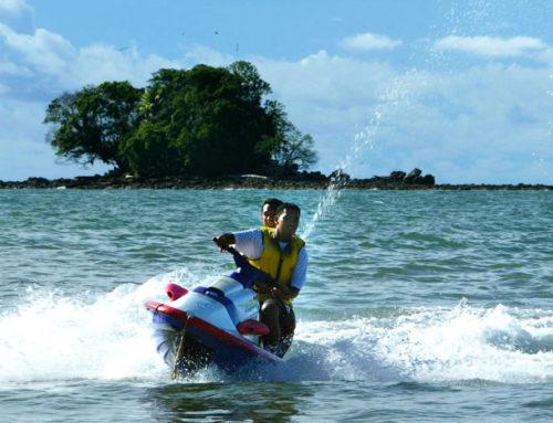 브루나이의 수상 스포츠 및 액티비티