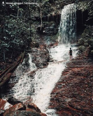 """As hiking and discovering new trails around the country gains popularity, a visit to Wasai Janggut in the Temburong District is a must! Escape from the usual routine of everyday life and take a break to appreciate the beauty of nature with an adventure and hike to enjoy the beautiful sights and sounds of the waterfall.  📸: @zulfadlibakar  #discoverbrunei #travelgram #instatravel #travelasia #travelinspiration #travelphotography #travel #wanderlust #destinationearth #seetheworld"""""""